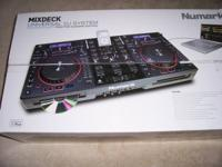 I had bought this Numark Mixdeck  all black (Limited