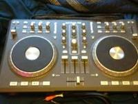 Numark Mixtrack Pro Dj Tables. Perfect working