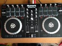 I have a Numark mixtrack pro 2 for sell 3 wks old used