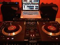 Selling my DJ Set up for $1900 obo. Bought it brand new