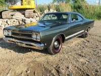 Call  or email sales@mcgohio.com 1968 Plymouth GTX