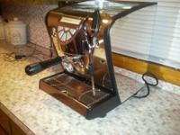 Almost new (very gently used) Nuova Simonelli Musica