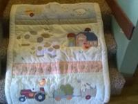 This Nursery set was bought from a high end baby store,