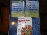 I am selling the 8th of Kozier Fundementals of Nursing,