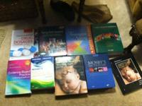 I am selling my textbooks I do not need anymore. I used
