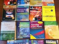 Big variety of. Nursing publications ...$5 each of the