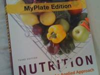 Offering pima book Nutrition An Applied Approach 3rd