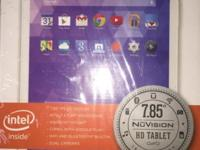 "I'm selling a HD Internet 7.85"" Tablet that is located"
