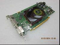 Nvidia Quadro FX3500 256MB Dual DVI PCI-E Video Card