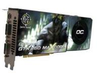 For sale is a Nvidia BFG Maxcore OC gtx 260 video card.