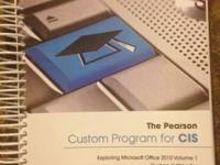 Custom-made Program for CIS (Exploring Microsoft Office