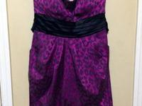 Junior's Dress  *New With Tags*  Brand: Snap (Bought @