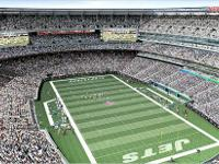 New York Giants season tickets Section: Lower End We