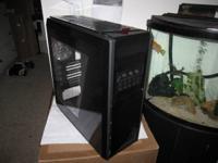 NZXT SWITCH 810 Gun-Metal Black Full Tower Gaming Case