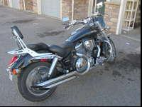 Honda VTX 1800C for sale. Do not wish to sale however