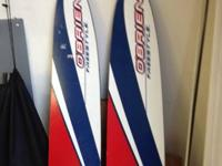Used water skis great condition!
