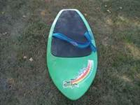 Fun kneeboard. Older, but works great. $10.00