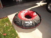 This O'Brien Brand inflatable inner tube with cover in