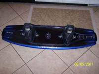O'Brien Clutch Pro Model Wakeboard with bindings Size -
