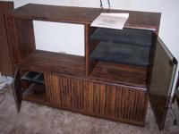 "This entertainment unit is approximately 49"" wide,"