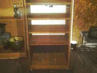 PRICE REDUCED O'Sullivan Stereo Cabinet with magnetic