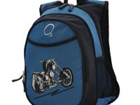The O3 Kids All-In-One Backpack With Cooler - Blue