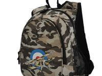 The O3 Kids All-In-One Backpack With Cooler - Camo