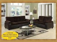 n74ejhf8  SOFA-LOVE SEAT or 3 PIECES SECTIONALS on