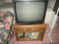 "Philco 27"" analog TV in perfect working condition. No"