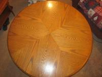 I have a oak coffee table, great condition. Originally