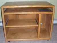 Nice computer desk in great condition. No stains
