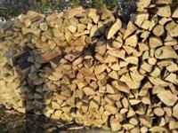 I have dry seasoned oak true cord 4x4x8 128 cubic feet