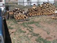 Some juniper, but mostly oak firewood for sale in Chino