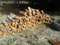 Full size truck load of seasoned oak fire wood 50.00