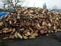 "This Firewood is Cut,Seasoned and split in 12""-18"""