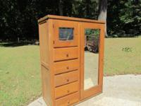PRICE LOWERED!! 5 drawers, 1 hat box & 1 closet door.