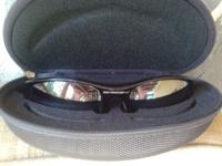 I have a pair of Polarized Oakley Sunglasses. They are