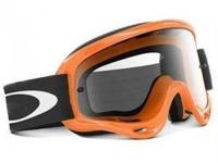 1 yr old Pair Of Oakley O Frame Snow Goggles looking