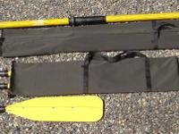 END OF SEASON SALE !!!! Oar bags/covers - Size SMALL