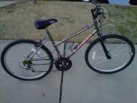 "For sale: 26"" Huffy Womens multi-speed bicycle. The"