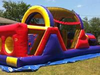 Houston Bounce Party Rentals is a small party rental