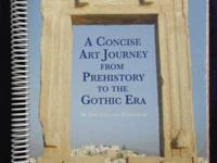 A Concise Art Journey from Prehistory to the Gothic Era