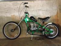 OCC Chopper Bike Motorized 49cc No License or
