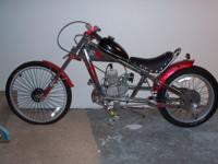********** BRAND-NEW SCHWINN OCC CHOPPER with 49cc