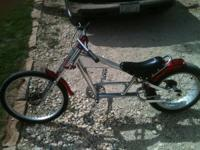 Occ stingray chopper bicycle. Cool! $175 Obo