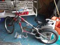 I HAVE A OCC CHOPPER BICYCLE WITH APE HANGER HANDLE