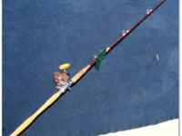 Used vintage deep sea fishing for sale 54 ads in us for Deep sea fishing poles