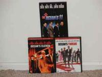 $4.00 Each or the set for $10.00 Ocean's 11 (Original)