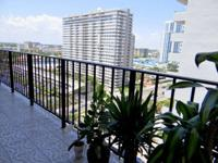 Fully furnished Oceanfront 2bed/2bath condo, high