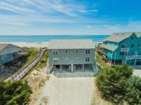 Well maintained 4 bedroom per side oceanfront duplex in